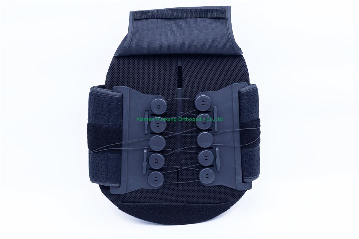 breathable waist support for work posture