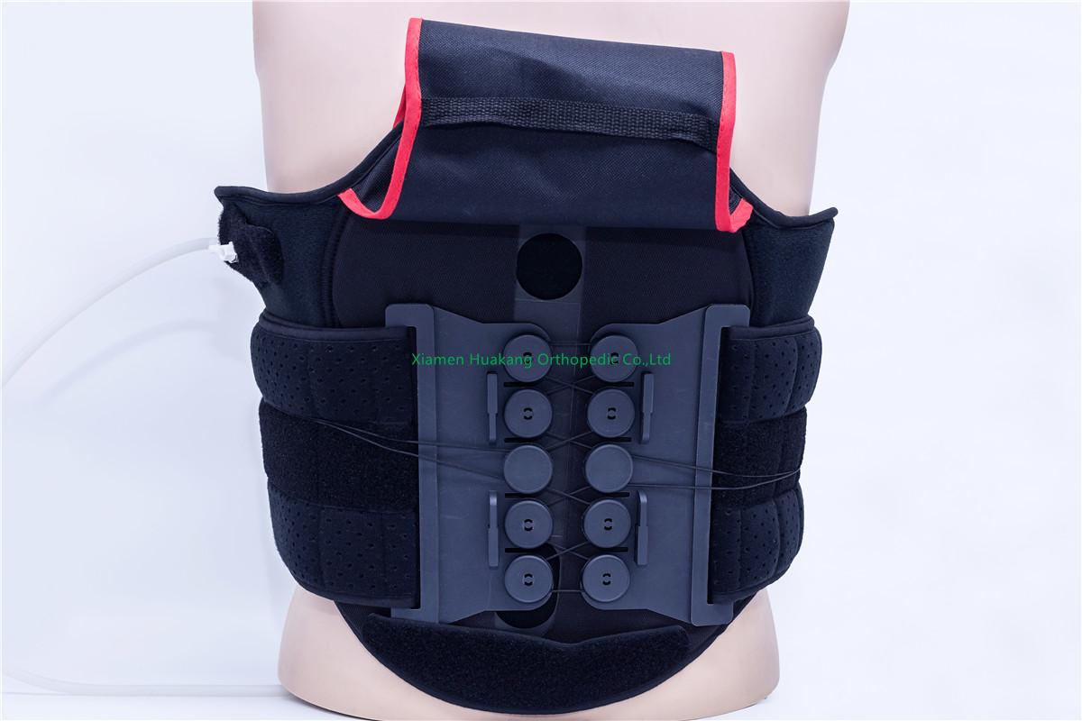 airbags spine waist bangage braces stores or shops